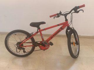 Bicicleta de marchas para niñ@