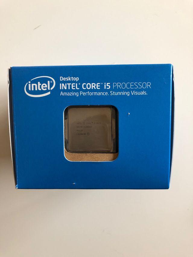Intel core i5 4570 3.2Ghz box