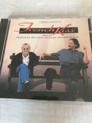 CD French kiss banda sonora