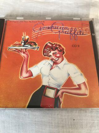 CD American Graffiti banda sonora