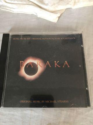 CD Baraka banda sonora