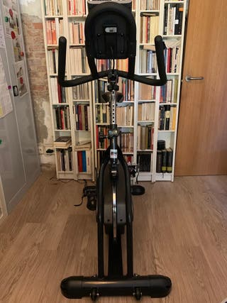 Bicicleta spinning BH spada dual concept bluetooth