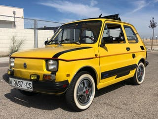 Fiat 126 - 650 Personal 4 - 1978