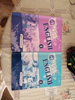 Cuadernillos de inglés