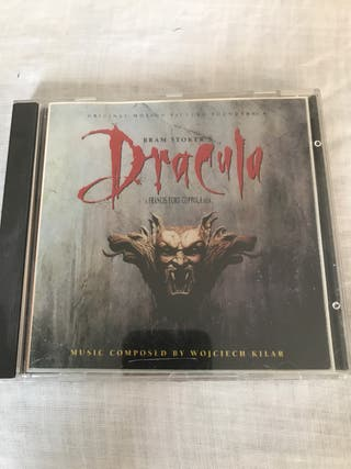 CD Dracula banda sonora