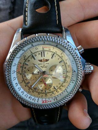 Breitling for Bentley motors reloj