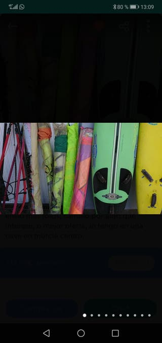 equipo windsurf