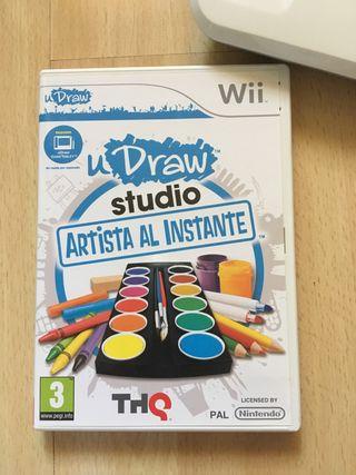 uDraw Studio para Wii