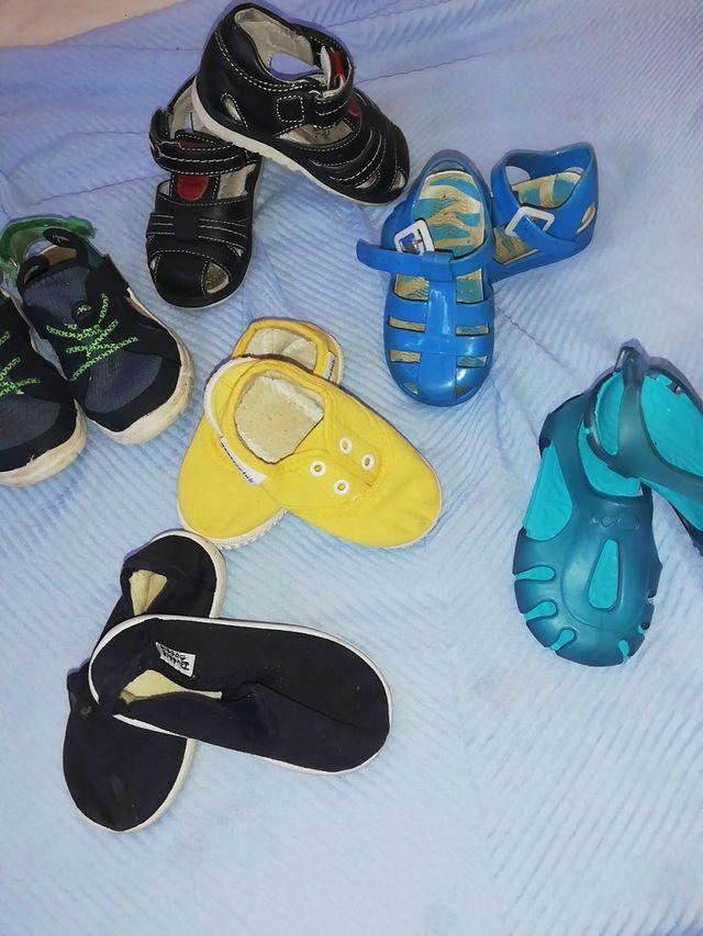 zapatos bebé lote