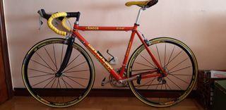 Cannondale CAD3 Saecoa( Ojo sin ruedas.)