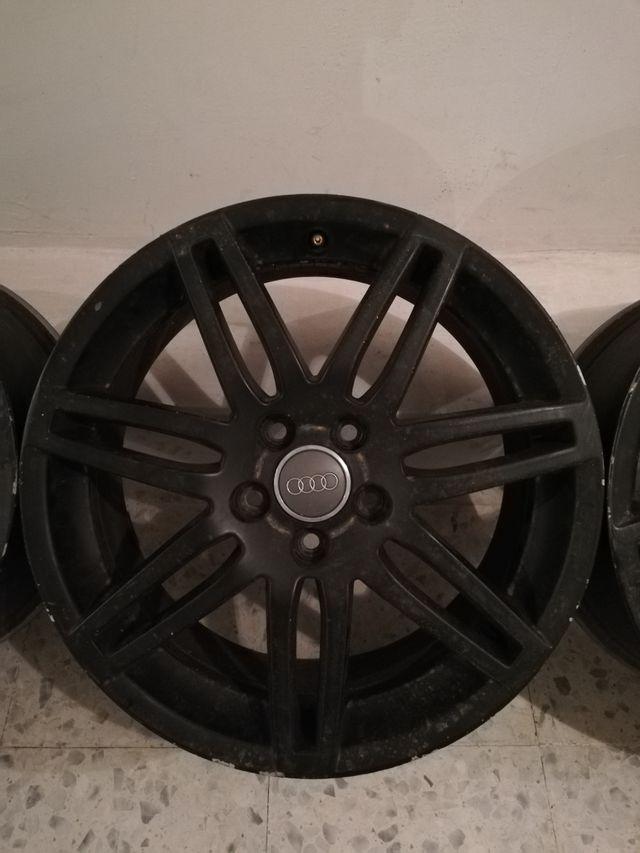 Llantas Audi