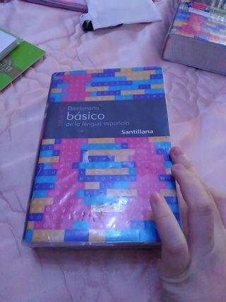 Diccionario básico escolar de la lengua española