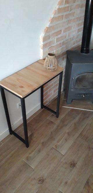 mueble mesa consola