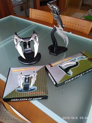 Cuchillos de colección