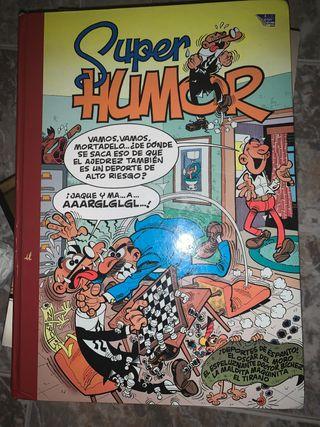 Súper humor Mortadelo y Filemón número 31