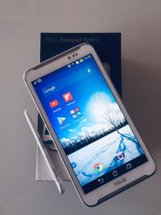 ASUS fonepad Note FHD6 #iphone