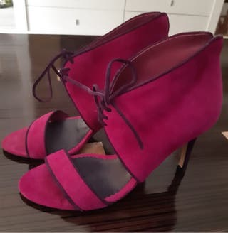 Zapato fucsia Carolina Herrera 37