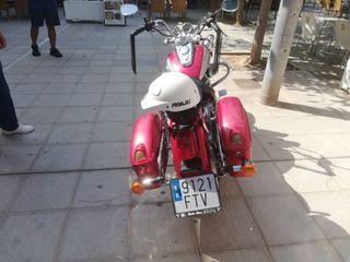 Moto Indian 125 875 €