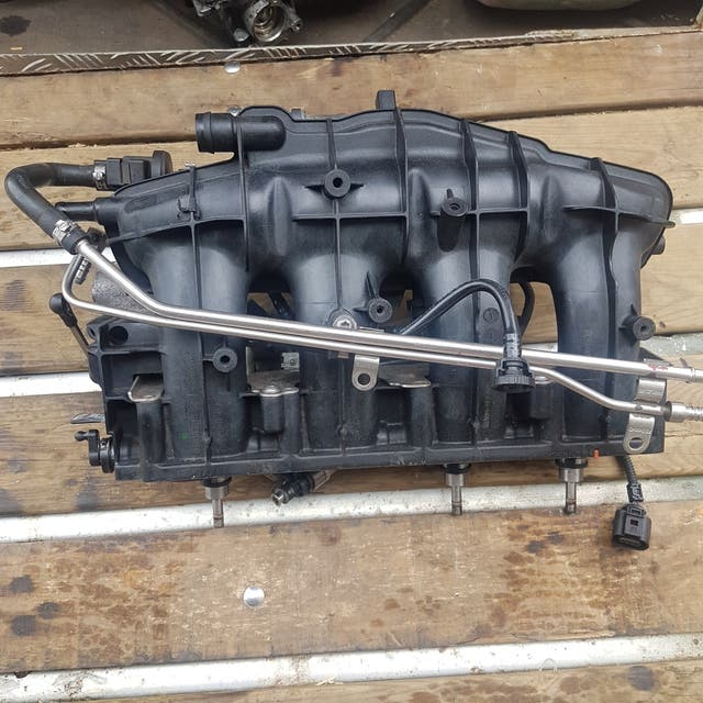 colector admision 2.0tfsi(CDL)