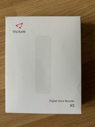 Grabadora Victure X5