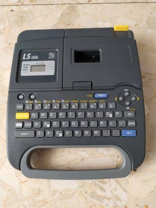 etiquetadora impresora