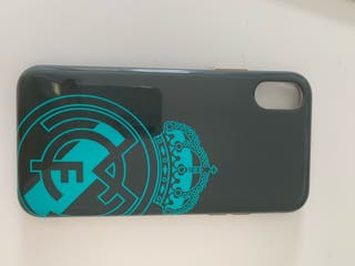 Funda Real Madrid IPhone X (Original)