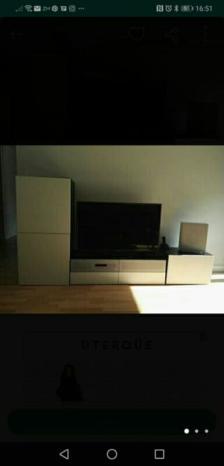 Conjunto de muebles ikea