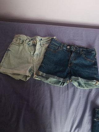 shorts bershka