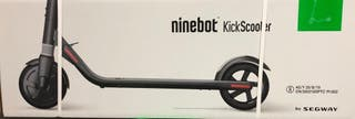 Patinete eléctrico Ninebot kickScooterES2