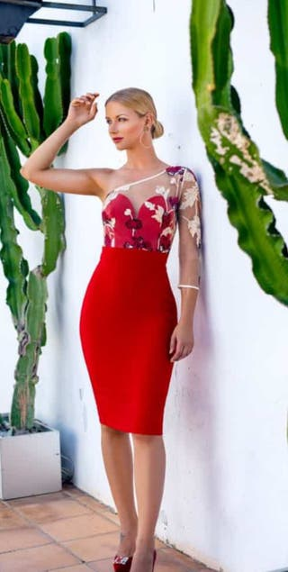 Vestido Sílvia Navarro