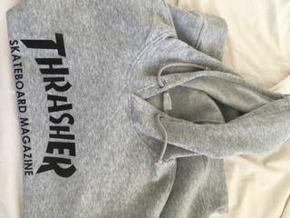 SUDADERA TRASHER