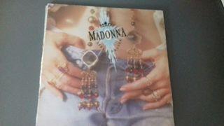 Madonna disco vinilo