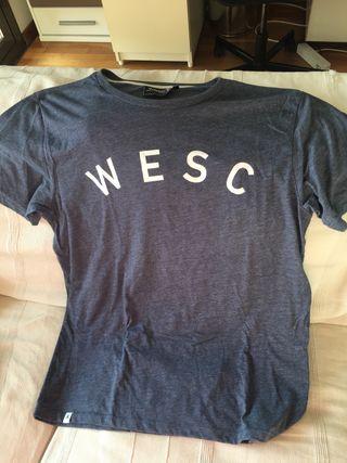 Camiseta wesc