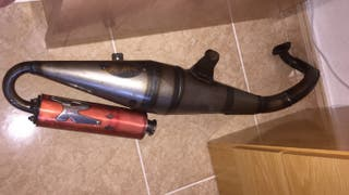 Tubo de escape Turbo Kit