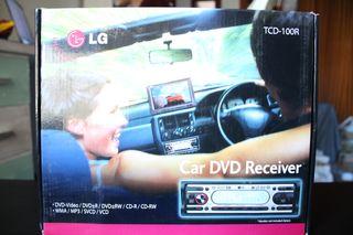 Lector DVD LG Portátil