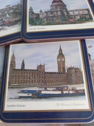 posavasos Londres