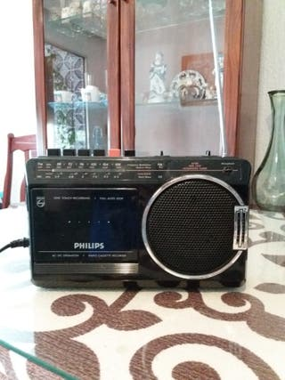 RADIO ANTIGUA PHILIPS