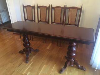Mesa de comedor vintage URGE
