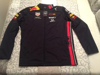 Chaqueta Hombre Puma Red Bull Racing Talla XXL