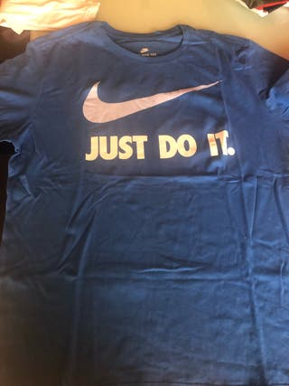 Camisetas Nike talla L