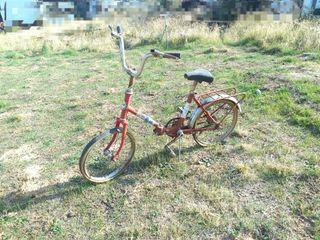 Bicicleta clásica BH para restaurar
