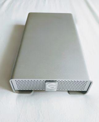 Disco duro externo G-drive 2 tb