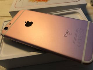 Iphone 6s 16gb color rosa