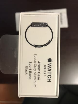 Apple Iwatch serie 3 (8/01/2019)