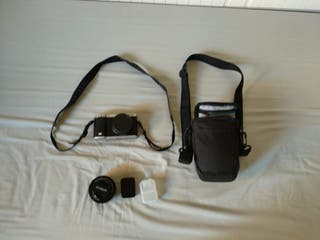 Cámara Fotos Samsung NX 3000