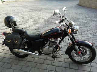 Suzuki Marauder 125cc