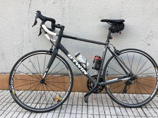 Bicicleta de carretera BWIN TRIBAN 540