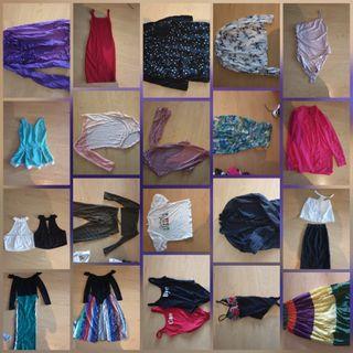 lote de ropa mujer