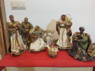 figuras de Belén nacimiento