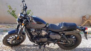 Moto HYOSUNG Aquila GV 125S